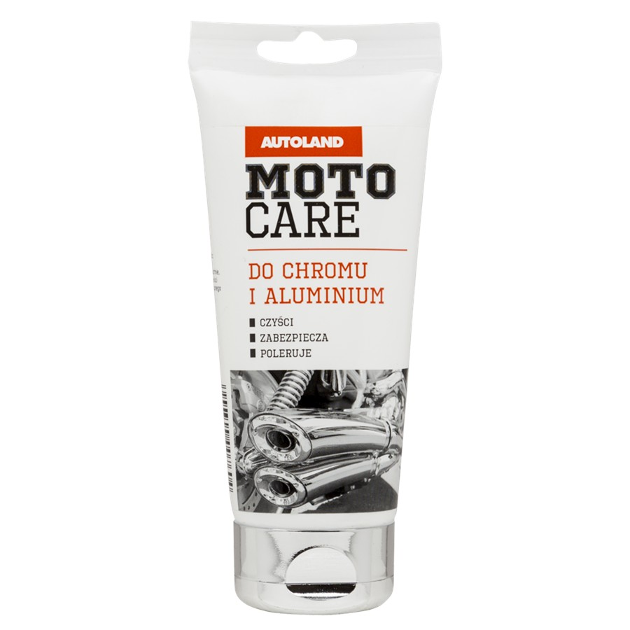 Motocare do chromu i aluminium