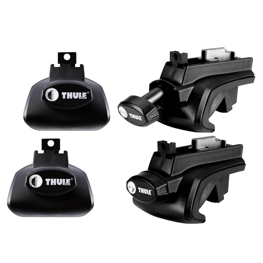 Stopy Rapid System Thule 757 4 szt.