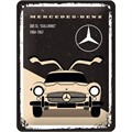Plakat 15x20 Mercedes 3 Cars