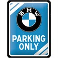 Plakat 15x20 BMW Parking Only