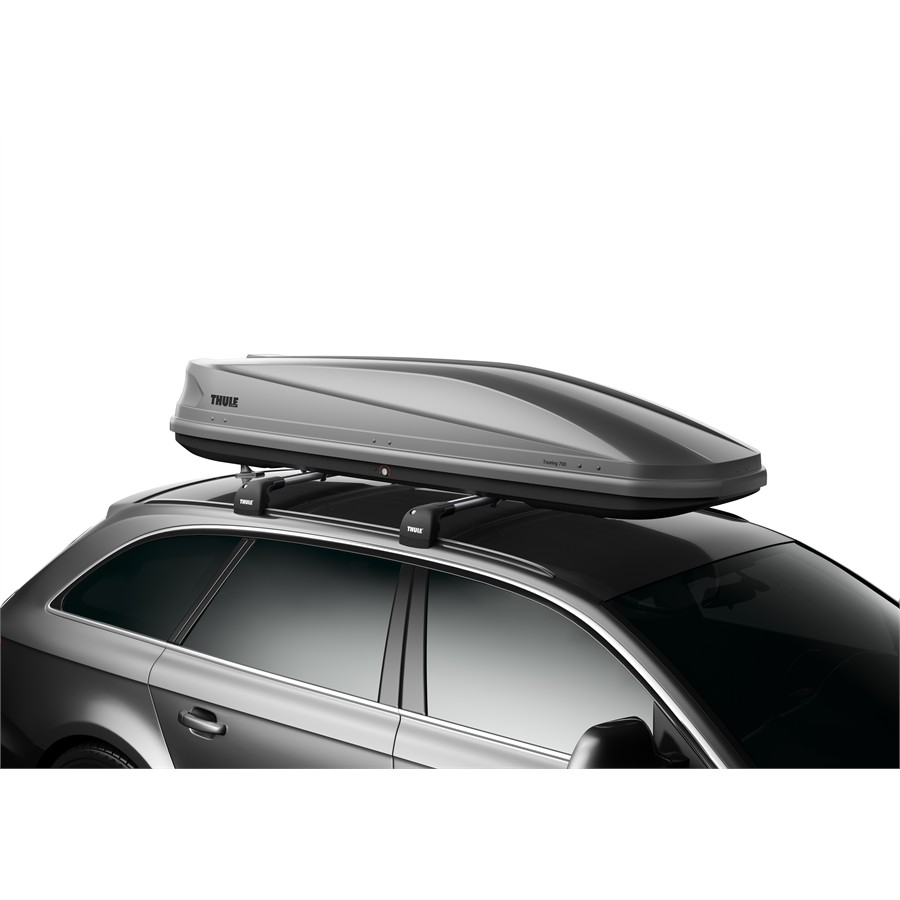 Box dachowy THULE Touring Alpine 700 szary 430 L